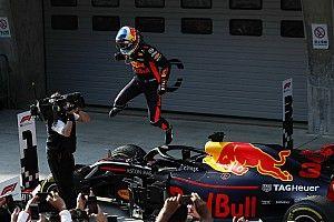 Fotogallery: Daniel Ricciardo vince in rimonta il GP di Cina di F1
