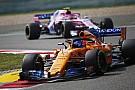 Alonso nemcsak Vettel ellen tette ki a vállát Kínában: onboard videó