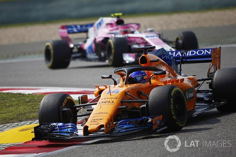 A Force India is komolyabb erőként tekint a Renault-ra, mint a McLarenre