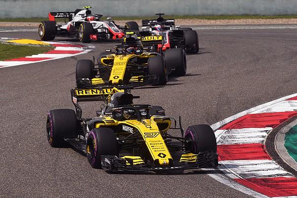 El Sainz vs Verstappen muestra lo fuerte que es Hulkenberg, dice Renault
