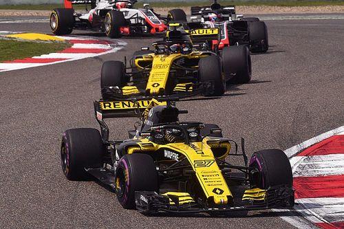 """Renault, Bell: """"Hulk e Sainz rendono facile lo sviluppo della R.S.18!"""""""