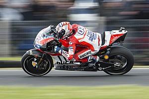 MotoGP Prove libere Sepang, Libere 1: Dovizioso parte forte, Marquez quinto. Rossi solo 12°