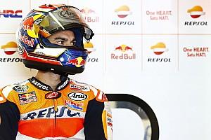 """MotoGP Noticias Pedrosa: """"Tratamos de mejorar la moto y perdimos confianza"""""""