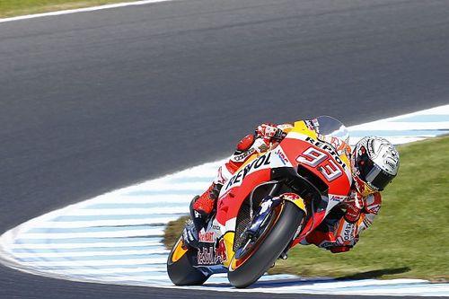 Avustralya MotoGP: Marquez son turuyla polede!