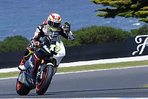 Moto2 Ultime notizie Aegerter, addio Suter: dal 2018 correrà con la KTM!