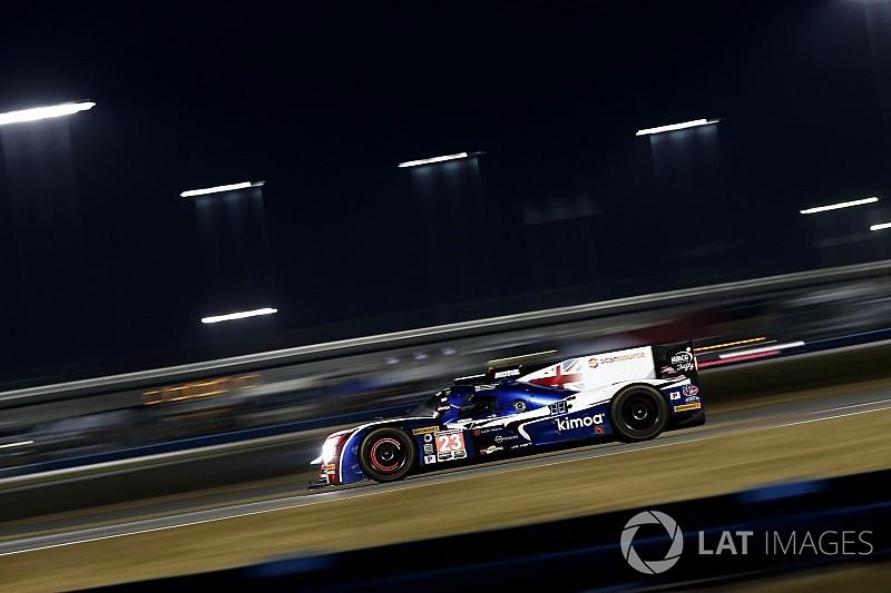 Una exhibición de Norris en lluvia hizo soñar a Alonso... hasta que llegó la pesadilla