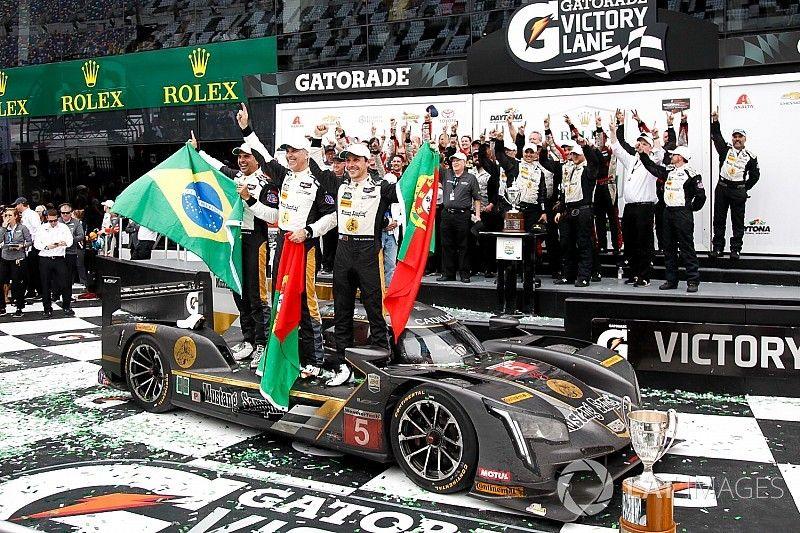 Daytona 24: AXR Cadillac rekor ile kazandı, Alonso 38. oldu