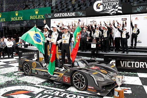 Albuquerque, Fittipaldi y Barbosa ganan las 24 Horas de Daytona