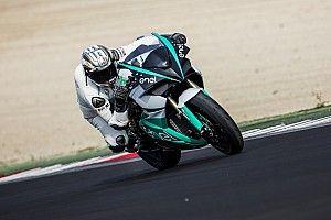 来年開催の電動バイクレース『Moto-e』。マシンと冠スポンサー発表