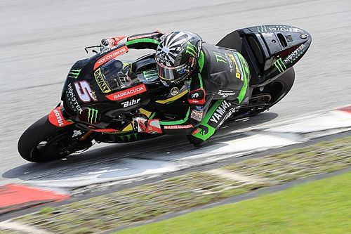 Zarco, Tayland'da Yamaha'nın 2016 motosikletine dönecek