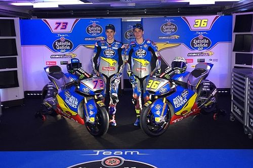 Estrella Galicia presenta sus equipos en busca de los títulos de Moto2 y Moto3