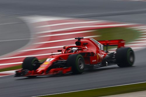 """Ferrari-Pilot Sebastian Vettel: """"Mercedes ist Favorit"""""""