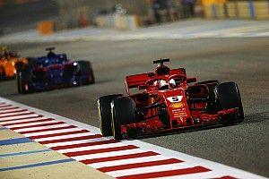 """Vettel diz que Ferrari """"está mais saudável"""" mas quer melhora"""
