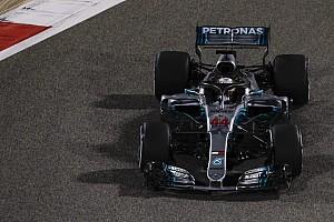 F1 突发新闻 汉密尔顿在巴林吃到变速箱罚单