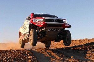 Volledig vernieuwde Toyota Hilux klaar voor aanval op Dakar-zege