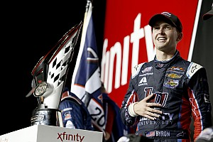 NASCAR Cup Commentary Have we already witnessed NASCAR's changing of the guard?