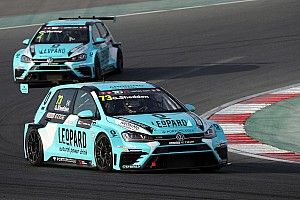 BTCC ace Shedden grabs pole on TCR debut