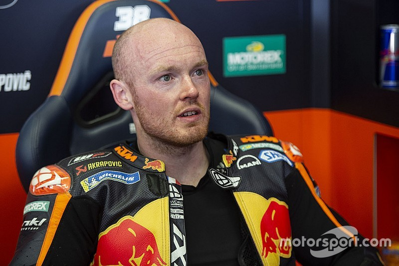 Aprilia announces Smith as 2019 MotoGP test rider