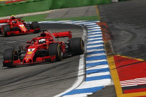 Lehet, hogy a befújt hátsó szárny segít a Ferrarinak?