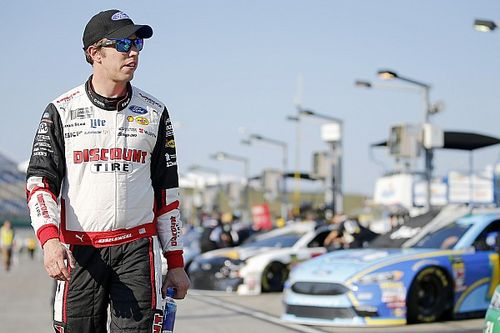 """Brad Keselowski: """"It's nice just to be able to have a clean race"""""""