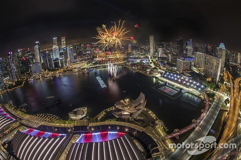 Palmarès : tous les vainqueurs à Singapour depuis 2008