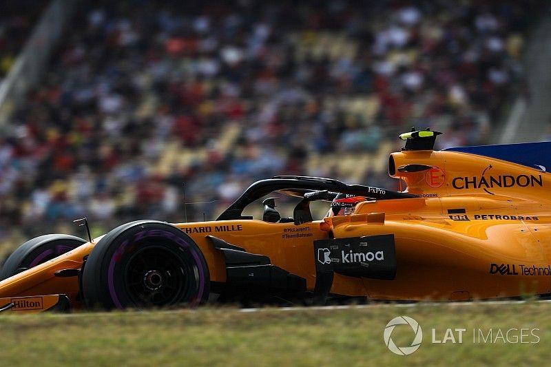"""McLaren cambia el """"problemático"""" chasis de Vandoorne sin descubrir el problema"""