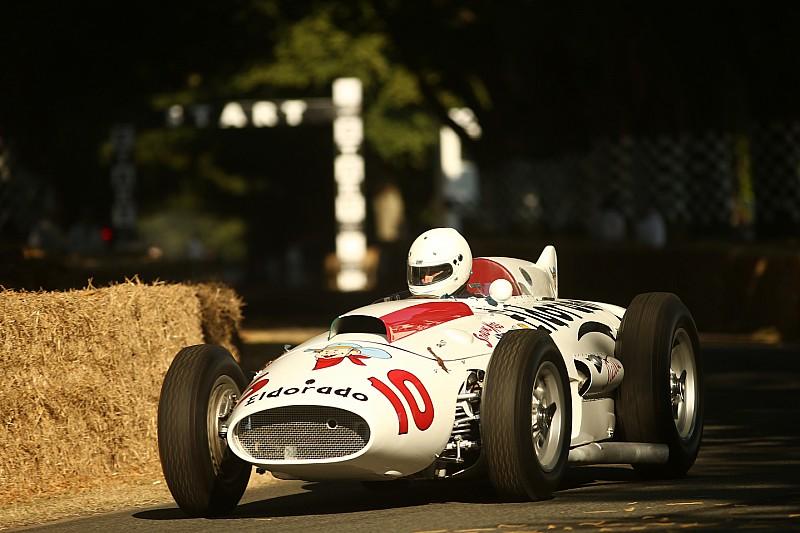Foto's: De meest bijzondere formulewagens op Goodwood
