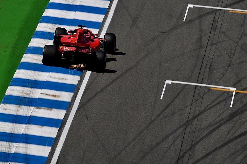 Гран При Германии: стартовая решетка