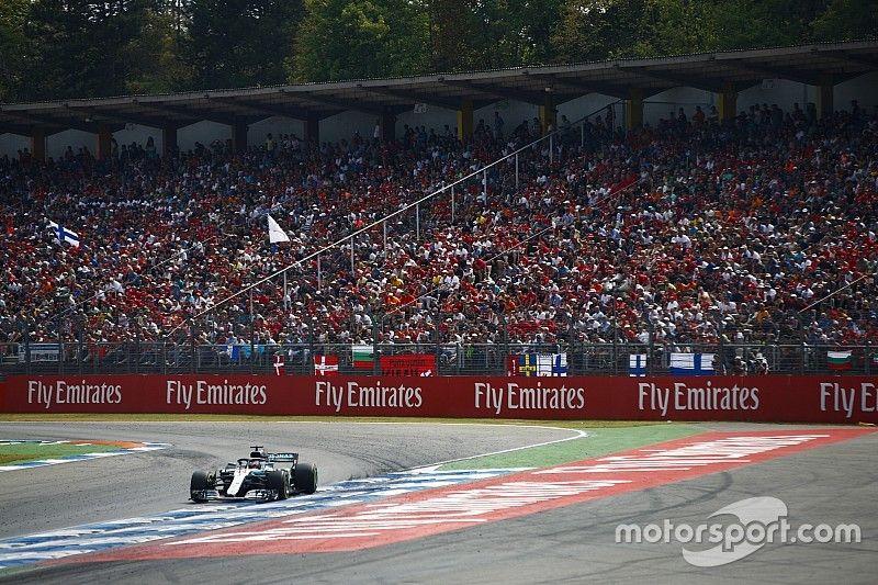 Hamilton: Vaias na Alemanha me inspiraram a vencer