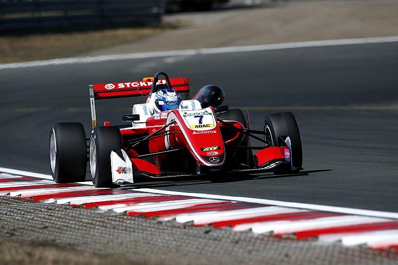 EK F3 Zandvoort: Aron wint ook tweede race