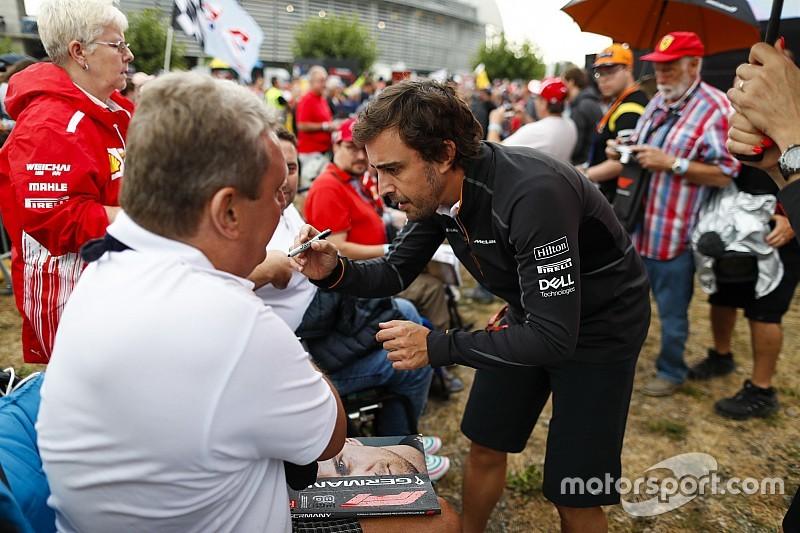 Fãs espanhóis compreendem ausência de Alonso na F1
