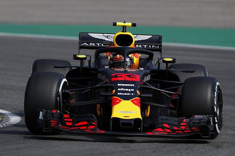 Verstappen comanda segunda sessão livre do GP da Alemanha