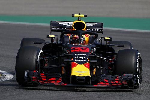 Ricciardo lidera la primera práctica en Alemania