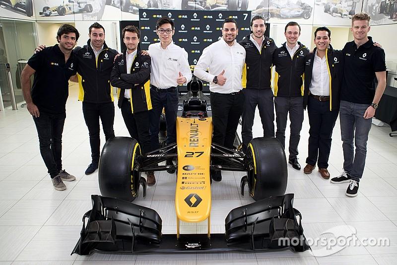 How you can help create a Formula 1 car