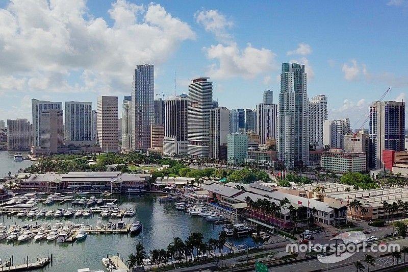 Miami votará para recibir a la F1 por 20 años