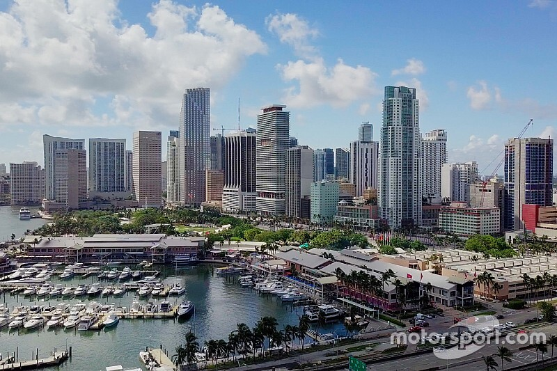 El GP de Miami sigue con problemas