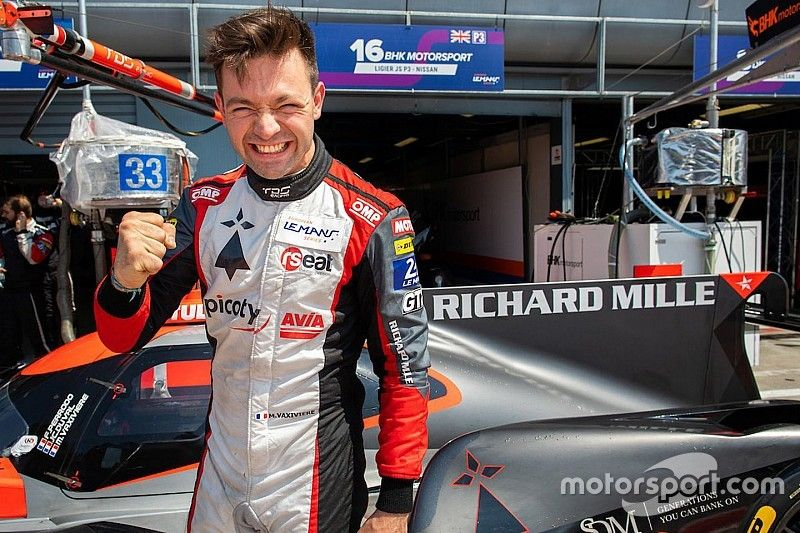 Monza ELMS: TDS Racing claims pole in disrupted qualifying