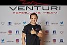 VÍDEO: Massa faz primeiro teste com a Venturi na Fórmula E