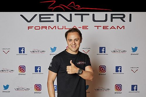 Massa hároméves szerződést írt alá a Formula E-ben
