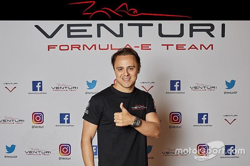 Massa correrá en Fórmula E con el equipo Venturi