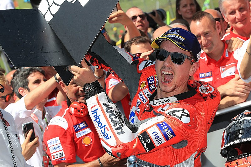 """Lorenzo: """"Egy álom vált valóra a mai győzelemmel"""""""