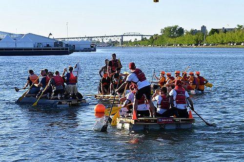 Formel 1 Kanada 2018: Das Floßrennen