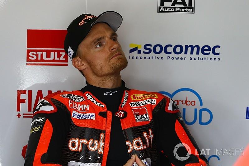 """Davies : Rester chez Ducati en 2019? """"Il faut évaluer le risque"""""""