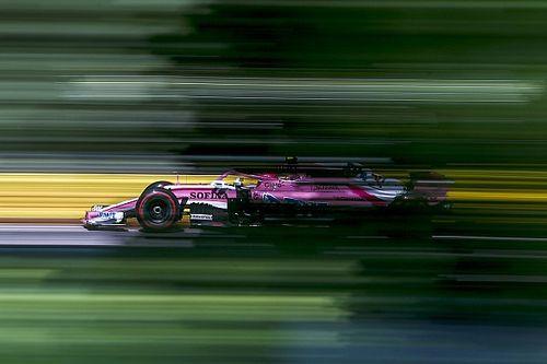 """Force India vise la place de """"Best of the rest"""" à l'arrivée"""