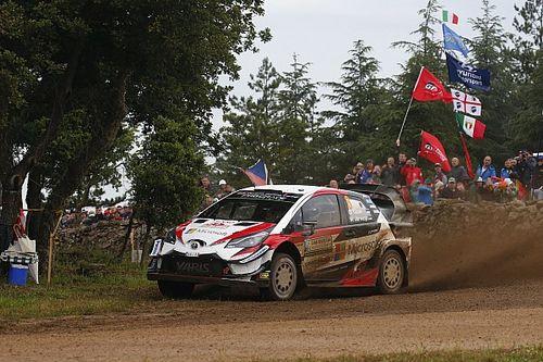 Rallye Finnland: Ott Tänak zum Auftakt in Front