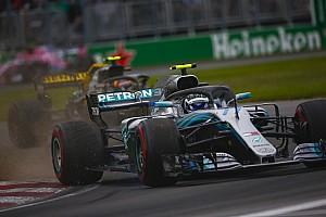 Formule 1 Réactions Wolff :