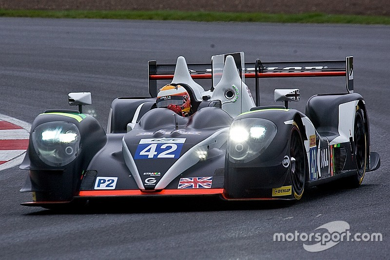 Williamson handed WEC debut by Strakka
