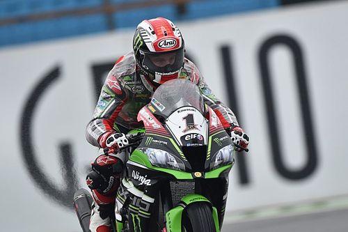 Course 2 - Rea et Kawasaki voient double