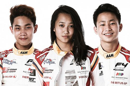 Komentar tiga pembalap Indonesia tentang F4 SEA