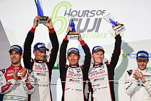 WEC Race report Fuji WEC: Toyota scores first WEC win since 2014 on home soil